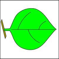 Leaf ratio medium