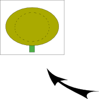 Capsule with one seed
